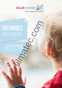 Filmatec brochure securite solar screen fr