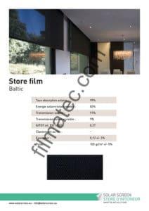 Fichestechniques storefilm.indd